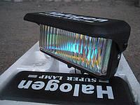 Противотуманные фары с крышкой на ВАЗ  №212 (лазер)