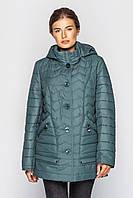 Женская демисезонная куртка. Модель 159. Размеры 50-60. Много цветов.