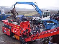 Измельчитель строительных и бытовых отходов VB 850
