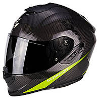 Мотошлем Scorpion EXO-1400 Air Carbon Pure (жёлтый)