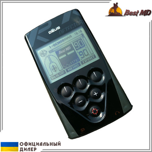 Блок управления металлоискателя XP Deus (XP D08)