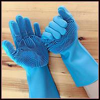 Перчатки силиконовые для мытья посуды Better Glove, фото 1