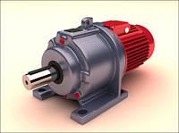 Мотор-редуктор планетарный 3МП-40-56-1,5-110-Ц-У3 с эл/дв АИР80В4