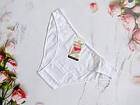 """Трусы женские """"Оверлок"""" размер 46 (ХL) цвет белый"""