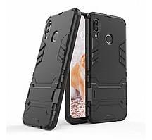 Чехол-накладка Armor Case Huawei P Smart Черная