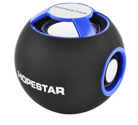 Портативная Bluetooth колонка HOPESTAR H46 Blue