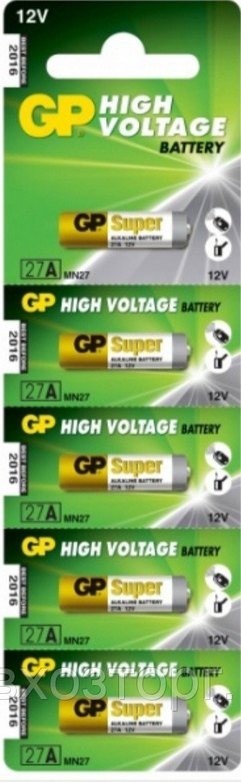 Батарейка GP 27A