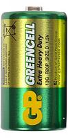 Батарейка GP greencell R20 (1 шт)