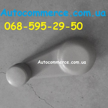 Ручка стеклоподъемника Dong Feng 1032, 1044, 1062 Донг Фенг, Богдан DF30, DF20, DF25, DF40, DF47, фото 2