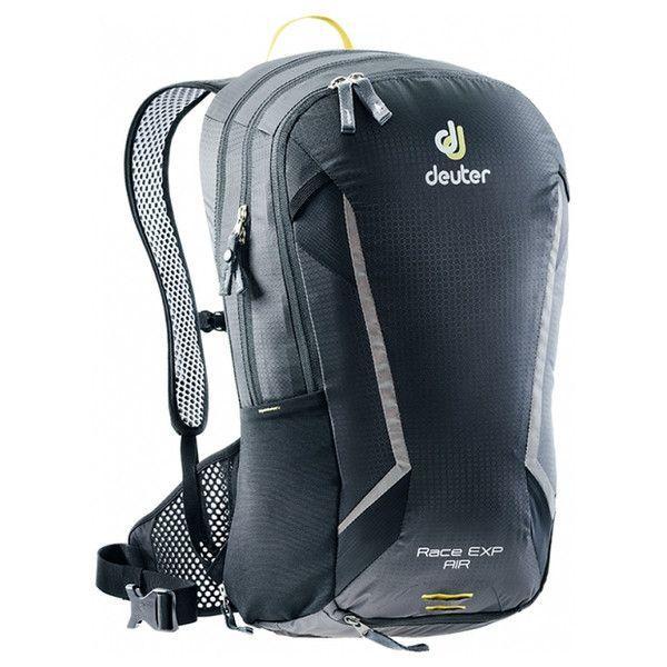 Спортивный рюкзак Deuter Race EXP Air Black 14+3л