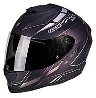 Мотошлем Scorpion EXO-1400 Air Cup (чёрный)
