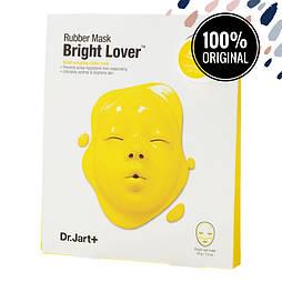 Придающая сияние альгинатная маска для лица DR. JART+ Rubber Mask Bright Lover, 45 мл