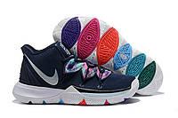 Женские кроссовки Nike Kyrie 5 Multicolor Реплика, фото 1
