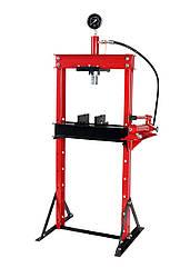 Гидравлический пресс 10 тонн напольный PROFI 97360-1