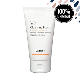 Очищающая витаминная пенка для умывания DR. JART+ V7 Cleansing Foam, 100 мл