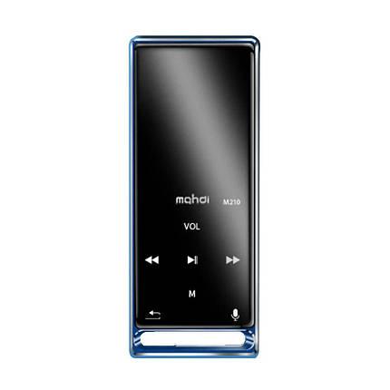 MP3 Плеер Mahdi M210 16Gb Bluetooth Синий, фото 2