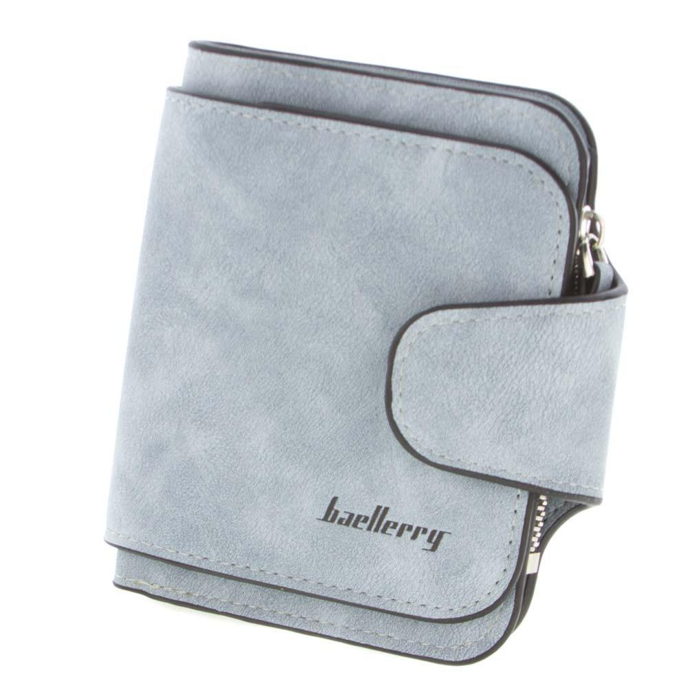 Жіночий компактний гаманець Baellerry Forever mini 2346 blue /Jeans