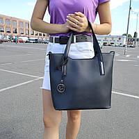 """Стильная женская повседневная сумка """"Стелла Black"""", фото 1"""