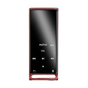MP3 Плеер Mahdi M210 16Gb Bluetooth Красный, фото 2