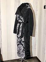 Осенний женский двухсторонний плащ модный интернет магазин