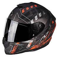 Мотошлем Scorpion EXO-1400 Air Picta (оранжевый)