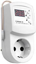 Терморегулятор отопления terneo rz