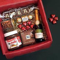 Подарочный набор Подарок для парня Подарок для девушки Подарочный бокс