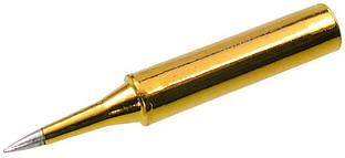 Паяльное жало коническое прямое Aida 900M-T-I Gold