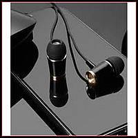 Наушники с микрофоном и регулировкой громкости XO S28 черные