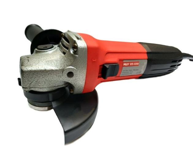 Угловая шлифовальная  машина Best МШУ 125-1250