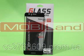 Захисне скло Huawei Honor 8, FRD-L09 чорний