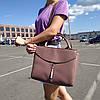 """Стильная женская повседневная сумка """"Алуника Lilac"""""""
