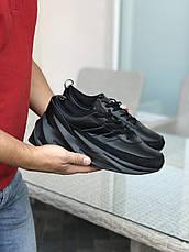 Мужские модные кроссовки Adidas Sharks,черные, фото 2