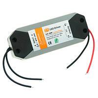 Блок питания LED драйвер трансформатор AC-DC 220-12В 36Вт для LED-лент (z05212)