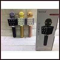 Беспроводной караоке-микрофон WSTER WS-1688