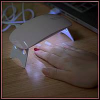 УФ лампа для сушки гель-лака UV LED SUN mini