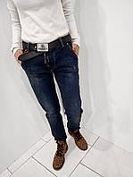 Женские джинсы-бойфренды PP