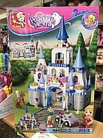 Конструктор Sluban Girls Dream Замок принцессы