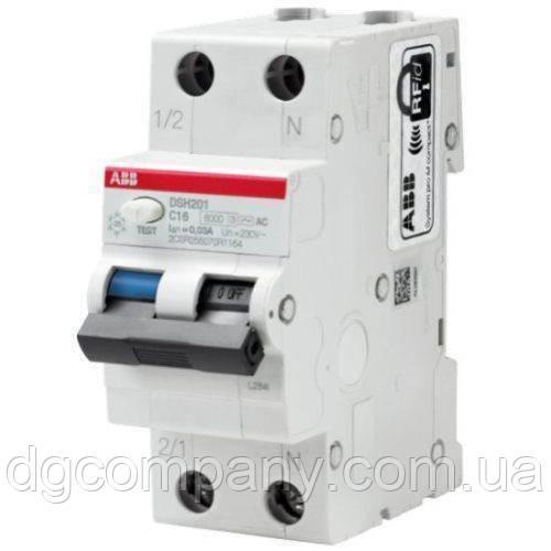 Дифференциальный автомат ABB DSH201 С25 AC30
