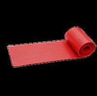 Лента противоскользящая резиновая (3000х195 мм), Красная