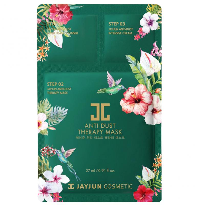 Очищающая трех-этапная маска JayJun 3 Step Anti Dust Therapy Mask