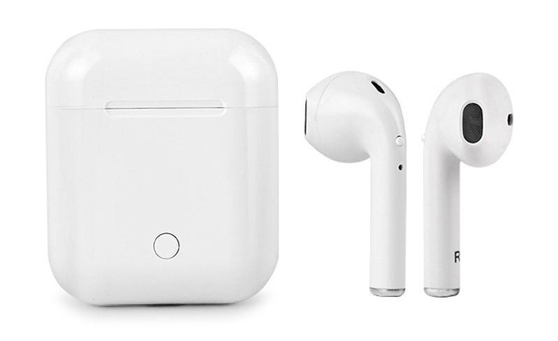 Гарнитура Bluetooth IFANS | беспроводные наушники | реплика Apple