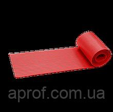 Протиковзка стрічка гумова (3000х195 мм), Червона