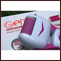 Эпилятор пемза Gemei GM 3066 на Батарейках, фото 1