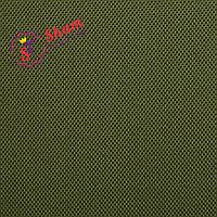 Палаточная ткань( Оксфорд 600D PU/230g) толщина 0.35мм 150см хаки