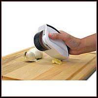 Нож для нарезки 3 в 1 Rolling mincer 6 лезвий, фото 1