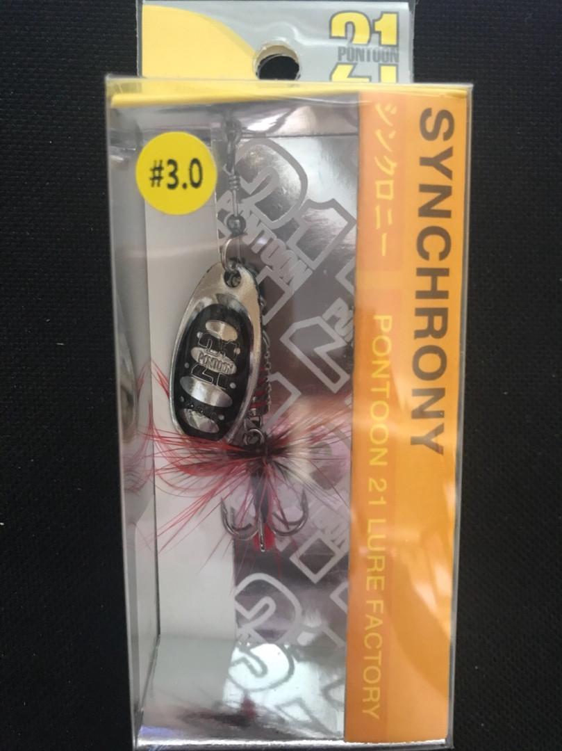 Вертушки Pontoon 21 SYNCHRONY #3.0