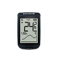 Велокомп'ютер бездротовий Sigma Sport PURE GPS Black
