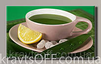"Картина на холсте ""Зеленый чай  '' ( 32.5х55 см )"