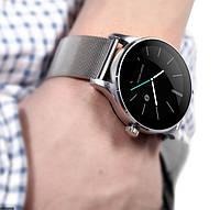 Смарт часы LEMFO K88H SIlver steel